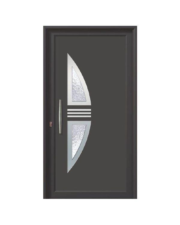 Πόρτα εισόδου αλουμινίου